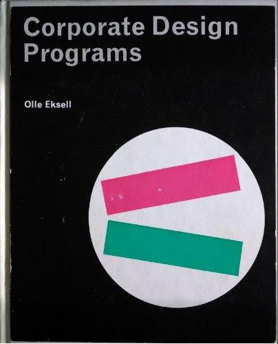 Corporate design programs: Eksell, Olle