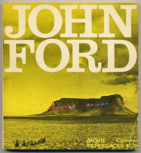 9780289370315: John Ford (Movie Paperbacks)