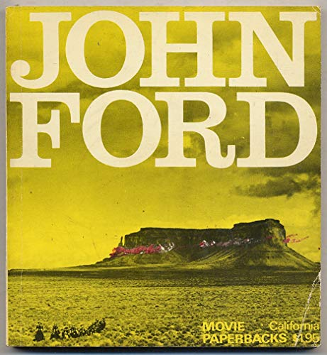 9780289370315: John Ford (Movie Paperbacks)