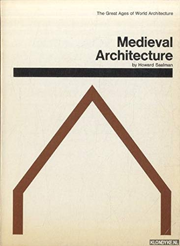 9780289370766: Medieval Architecture