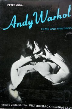 Andy Warhol. Films and paintings