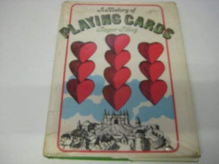 9780289701843: History of Playing Cards