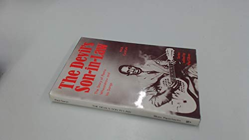 9780289702123: The Devil's son-in-law: The story of Peetie Wheatstraw and his songs (Blues paperback)