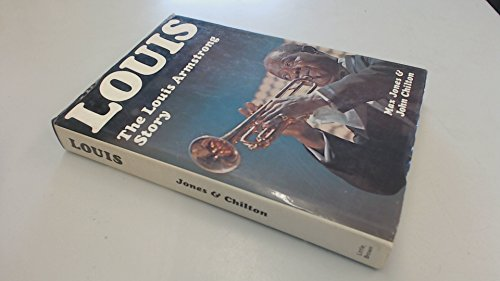 Louis: The Louis Armstrong Story 9780289702154 . with dustjacket, 1971 clean copy