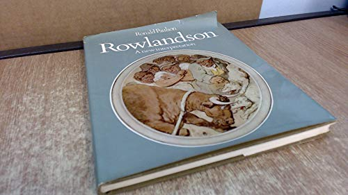 Rowlandson: A New Interpretation (9780289702277) by Ronald Paulson