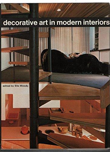 Decorative Art and Modern Interiors 1972-73