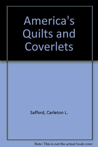 9780289704288: America's Quilts and Coverlets