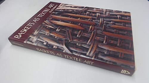 Baskets as Textile Art: Rossbach, Ed