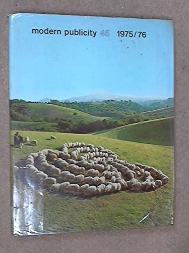 9780289706138: Modern Publicity 1975-76