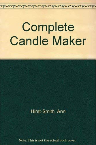 9780289706268: Complete Candle Maker