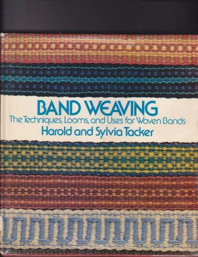9780289706466: Band Weaving