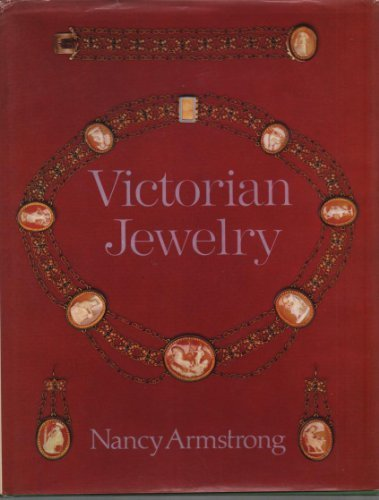 Victorian Jewelry Victorian Jewelry, Nancy J Armstrong, Used, 9780289706725 A+ Customer service! Satisfaction Guaranteed! Book is in Used-Good condition. Pages and cove