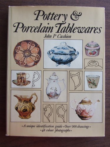 9780289707296: Pottery and Porcelain Tablewares