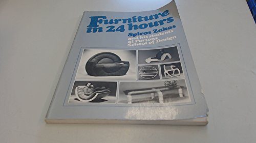9780289707937: Furniture in Twenty Four Hours