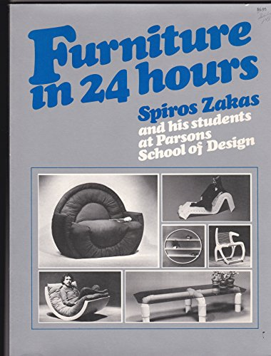 9780289707944: Furniture in Twenty Four Hours