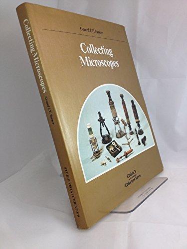 Collecting Microscopes: Turner, Gerard L'Estrange