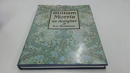 9780289708996: William Morris As Designer