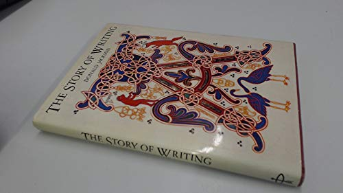 9780289709856: Story of Writing