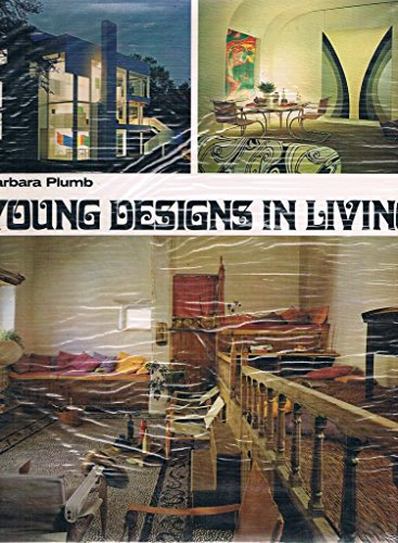 9780289795613: Young Designs in Living