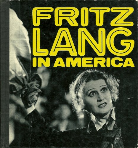 9780289796047: Fritz Lang in America