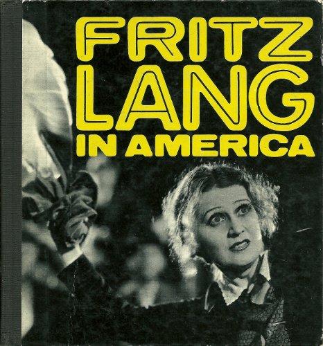 9780289796047: Fritz Lang in America (Movie paperbacks)
