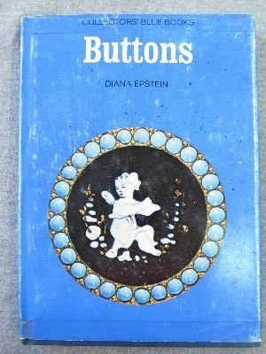 9780289796115: Buttons (Collector's Blue Books)
