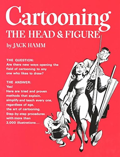 9780289796894: Cartooning the Head and Figure