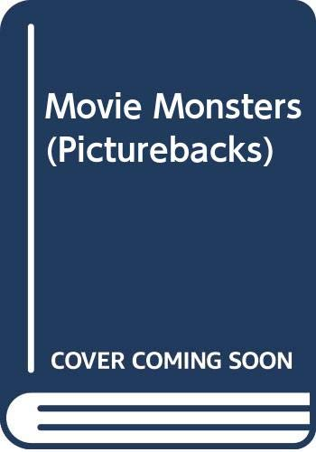 Movie Monsters (Picturebacks) (0289797012) by Gifford, Denis