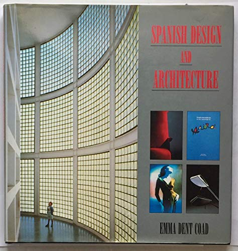 9780289800300: Spanish Design and Architecture