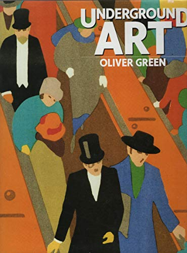 Underground Art : London Transport Poster: Oliver Green