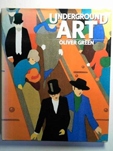 9780289800379: Underground Art : London Transport Poster