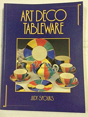 9780289800478: Art Deco Tableware: British Domestic Ceramics, 1925-39