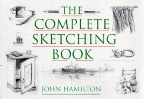 9780289801253: The Complete Sketching Book