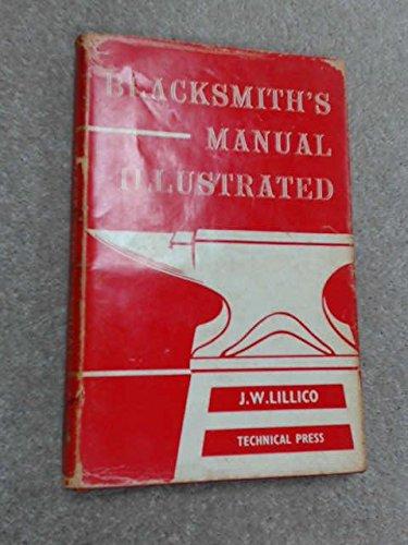 9780291393098: Blacksmith's Manual Illustrated