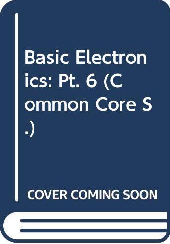 9780291396075: Basic Electronics: Pt. 6
