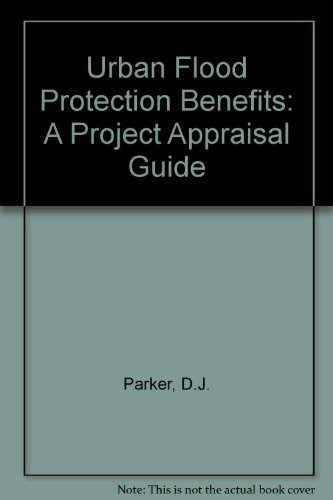 9780291397072: Urban Flood Protection Benefits: A Project Appraisal Guide