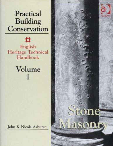 9780291397454: Practical Building Conservation (v. 1)