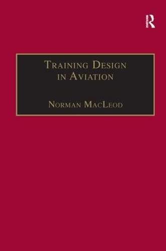 9780291398444: Training Design in Aviation