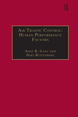 9780291398543: Air Traffic Control: Human Performance Factors