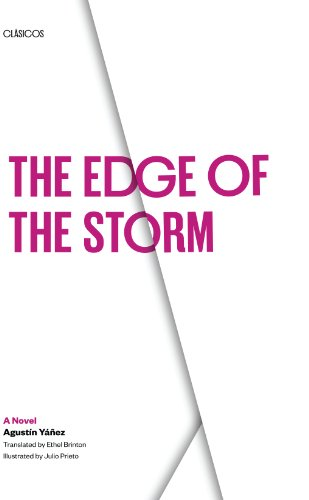 9780292701311: The Edge of the Storm: A Novel (Texas Pan American)