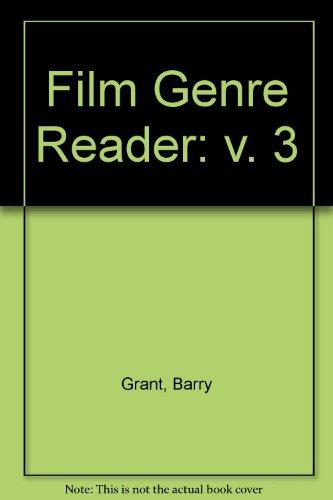 9780292701847: Film Genre Reader: v. 3