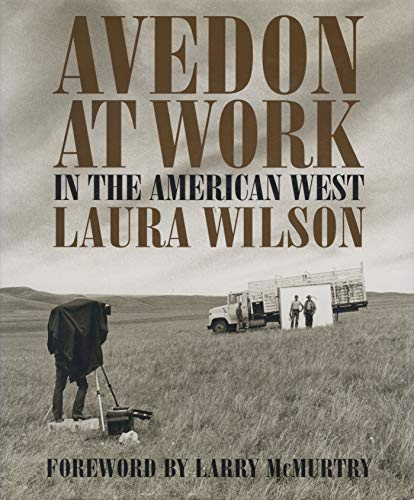 9780292701939: Avedon at Work: In the American West