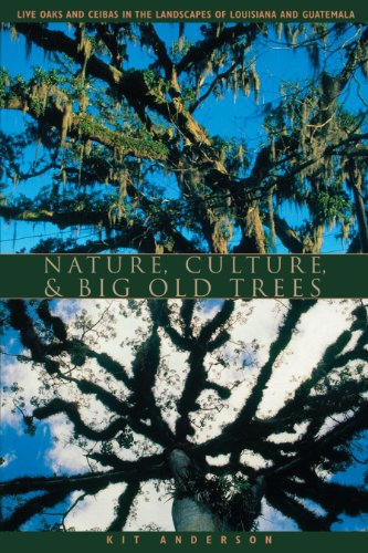 9780292702134: Nature, Culture, and Big Old Trees: Live Oaks and Ceibas in the Landscapes of Louisiana and Guatemala