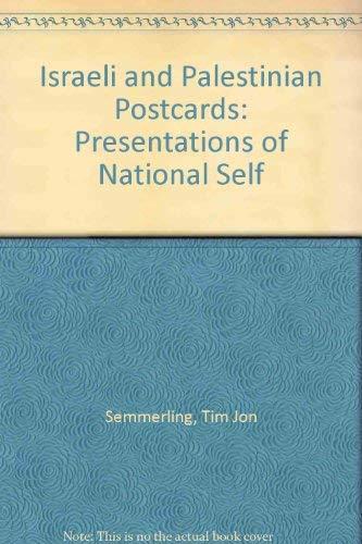 9780292702141: Israeli and Palestinian Postcards: Presentations of National Self