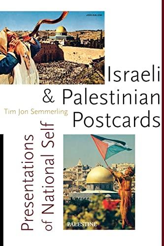 9780292702158: Israeli and Palestinian Postcards: Presentations of National Self
