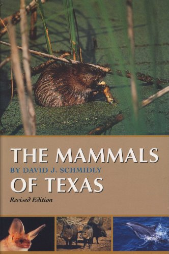 9780292702417: The Mammals of Texas: Revised Edition (Corrie Herring Hooks Series)