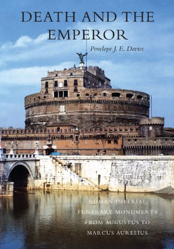 9780292702752: Death and the Emperor: Roman Imperial Funerary Monuments, from Augustus to Marcus Aurelius