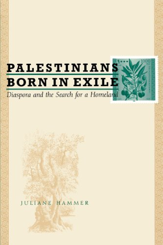 9780292702967: Palestinians Born In Exile: Diaspora And The Search For A Homeland