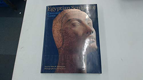 9780292704022: Egyptian Sculpture: Cairo and Luxor
