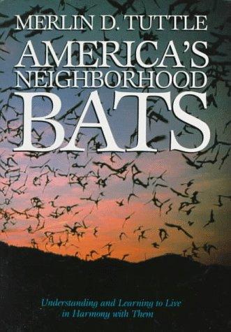 9780292704039: America's Neighborhood Bats